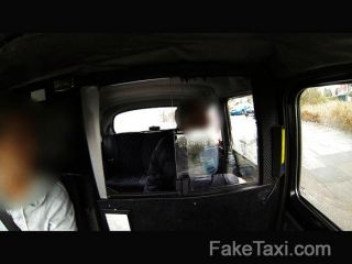 faketaxi - hot sexy Vierer gang bang