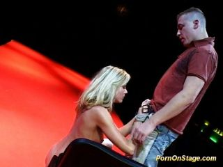 Mine the mature porn on stage question