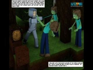 3D-Comic: Welt minecrack 26 Chronik