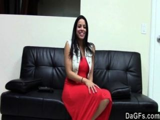 hot latina fucking ihre Casting-Agent