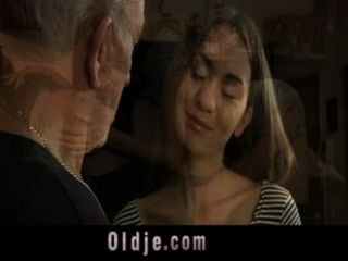 Alter Mann Fickt Anal Ein Teenager Sexy Bitch