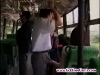 Masturbation In Bus - Fckfreecams.com