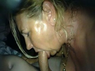German amateur blowjob