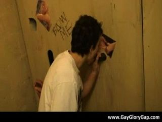 Homosexuell hardcore Glory Hole sex porn and nasty Homosexuell Handjobs 19