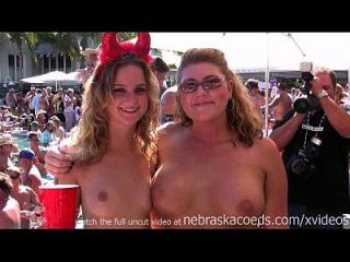 Swinger Fkk Pool Party Key Westflorida Für Fantasy Fest Dantes