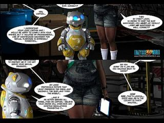 3d comic: battleforce befreiung Episoden 1 2
