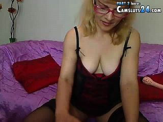 Tolle Antonia in Jungs Webcam mache auf Poland mit Co