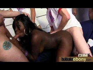 hot ebony gangbang fun interracial 26