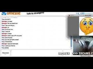 Omegle junge Schlampe tun alles www.9xcams.com