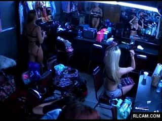 Strip Club Dressing Room Kamera