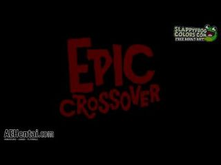 epischer Crossover-Trailer