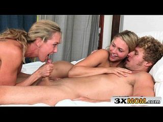 cougar mom und stepdaughter in ffm fun brandi liebe, mia malkova