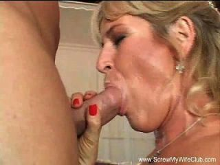 blonde swinger slut mrs Wolf missbraucht