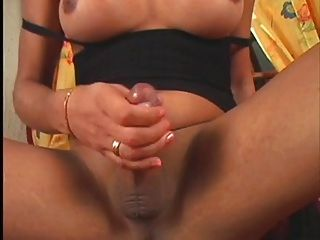 Transvestiten cumpilation 8