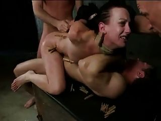 brutal bdsm Double Penetration Gang Bang! vol.5 von: ftw88