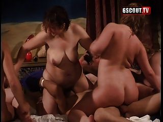 hot Gruppe Sex-Party