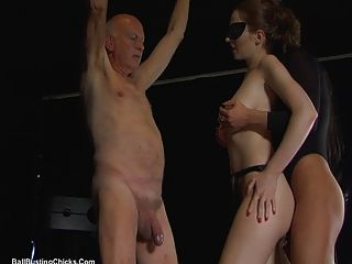 Deutsch Ballbusting 4