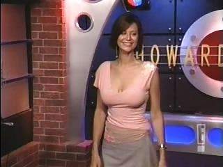 Catherine Bell Auf Howard Stern Show