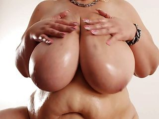 bbw big fat Titten Lotion