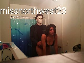 big ass Beute armenisch Miss fickt Nordwesten michael myers 2!