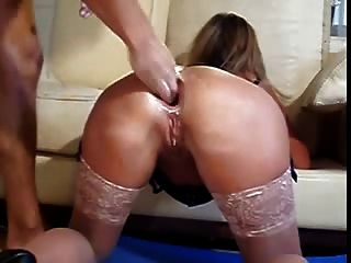 Sweet pussy gross anal fisting want