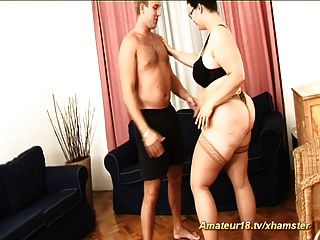 Fett extrem flexible houswife