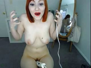 big tits hitachi Orgasmus Webcam Rothaarige