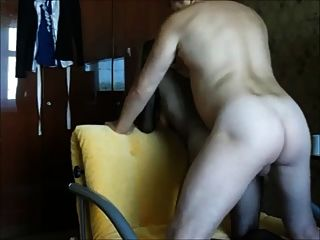 Amateur College Babe bekommt anal Creampie