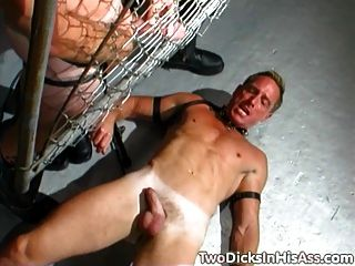 double anal dicked leatherman