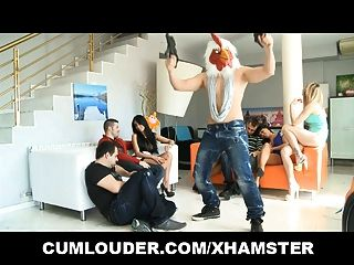 xxx harlem shake Porno Version