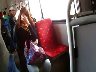 Schwanz in Bus blinkt