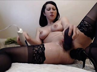 Milf von Double Penetration Squirting