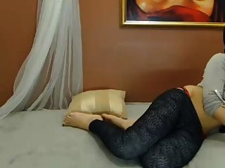 sexy Hijab Chick zeigt alle