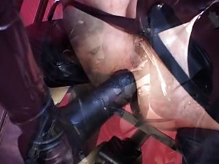 Domina Katja Fist \u0026 Strapon