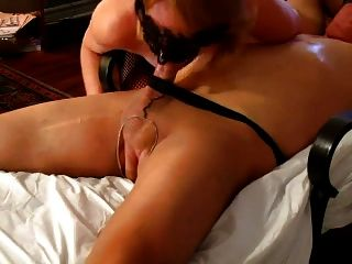 panty Schlauch Blowjob