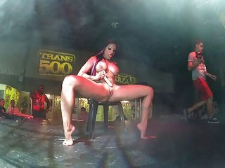 hot show + squirting