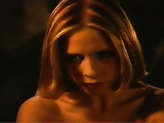 Sarah Michelle Gellar Buffy Der Vampir Slayer 01