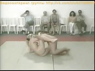 Retro Russian Catfight Turnier