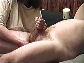 Prostata-massage Mit Cumshot