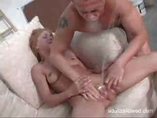 Hand Job Squirting