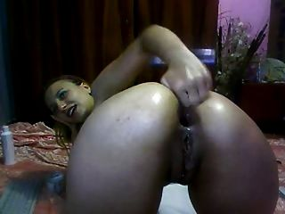 Webcam anal Fisting Modell