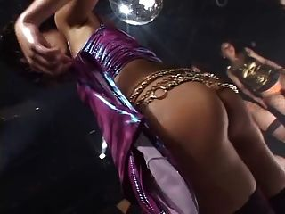 japan mädchen daiya disco gogo boobs solo tanz