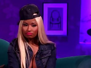 Nicki Minaj Alan Carr, Chatty Man (02 11 2012)