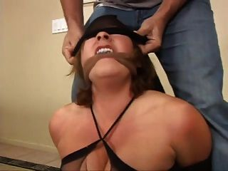 Cleo in Nylon Bondage