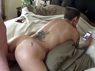Amateur Doggy Aktion