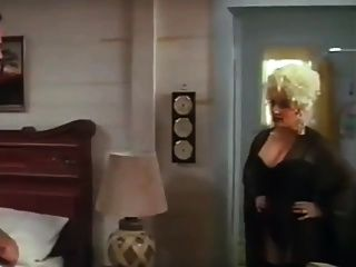 Dolly Parton in Dessous und Nylons