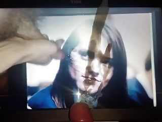 Daisy Ridley doppeltes Cumtribute