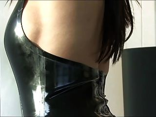 Süsse in super sexy Outfit