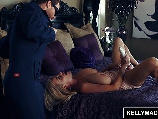 Kelly Madison fickt den Käfer Mann