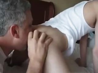 Russian spanking sex gif